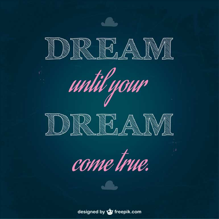 Kata Kata Mimpi Yang Indah Dan Penuh Harapan Katmut